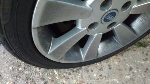 Worked hard today on the brakes