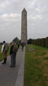 Irish Peace Tower
